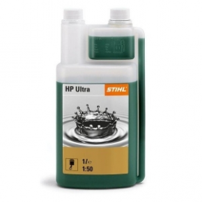 Масло для 2-х такт. мотора синтетик Stihl  HP Ultra 1,0 л с дозатором
